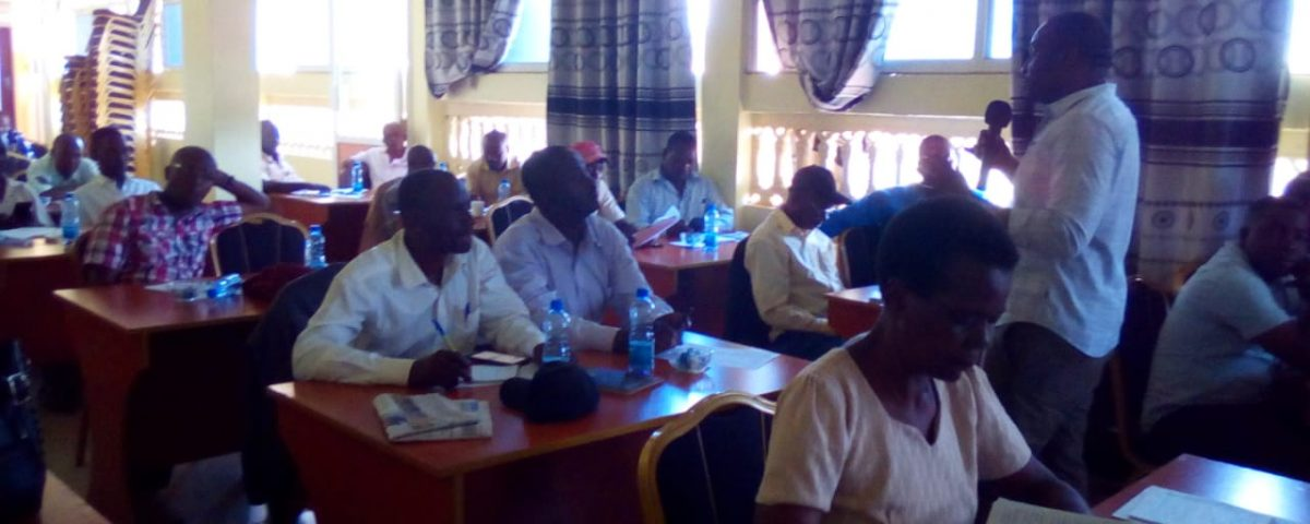 Kuza Digital Extension Platform training in Taita Taveta for AVCD, a Feed the Future Program
